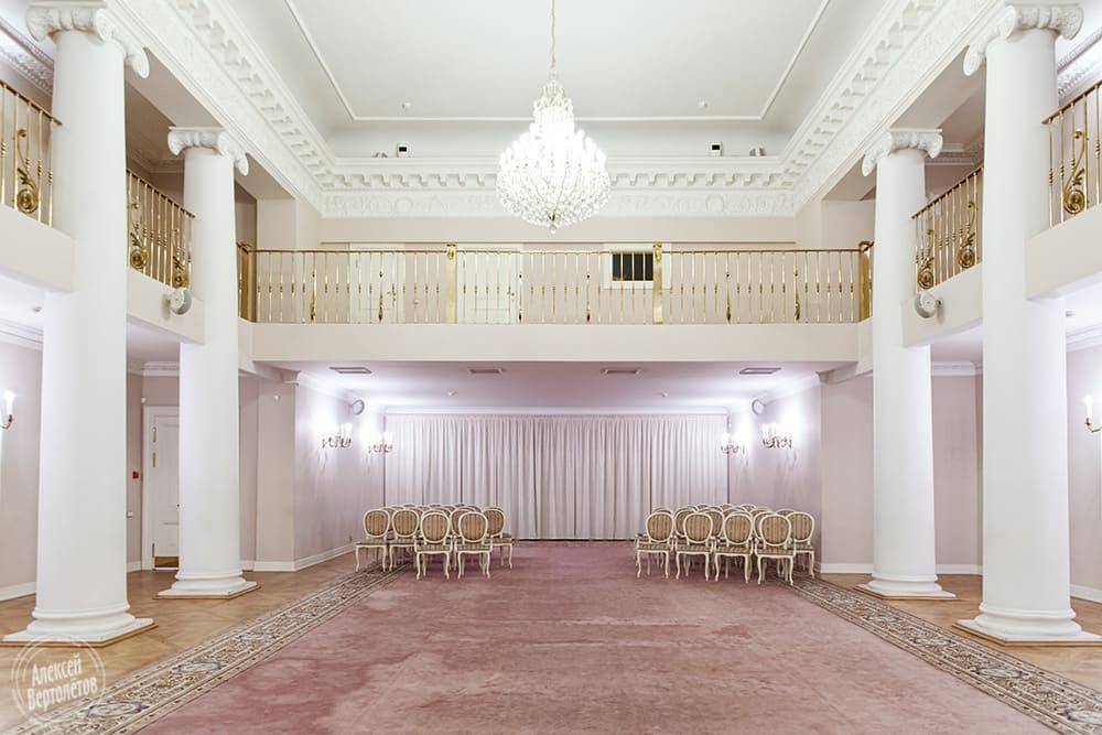 Дворца бракосочетания №3 в